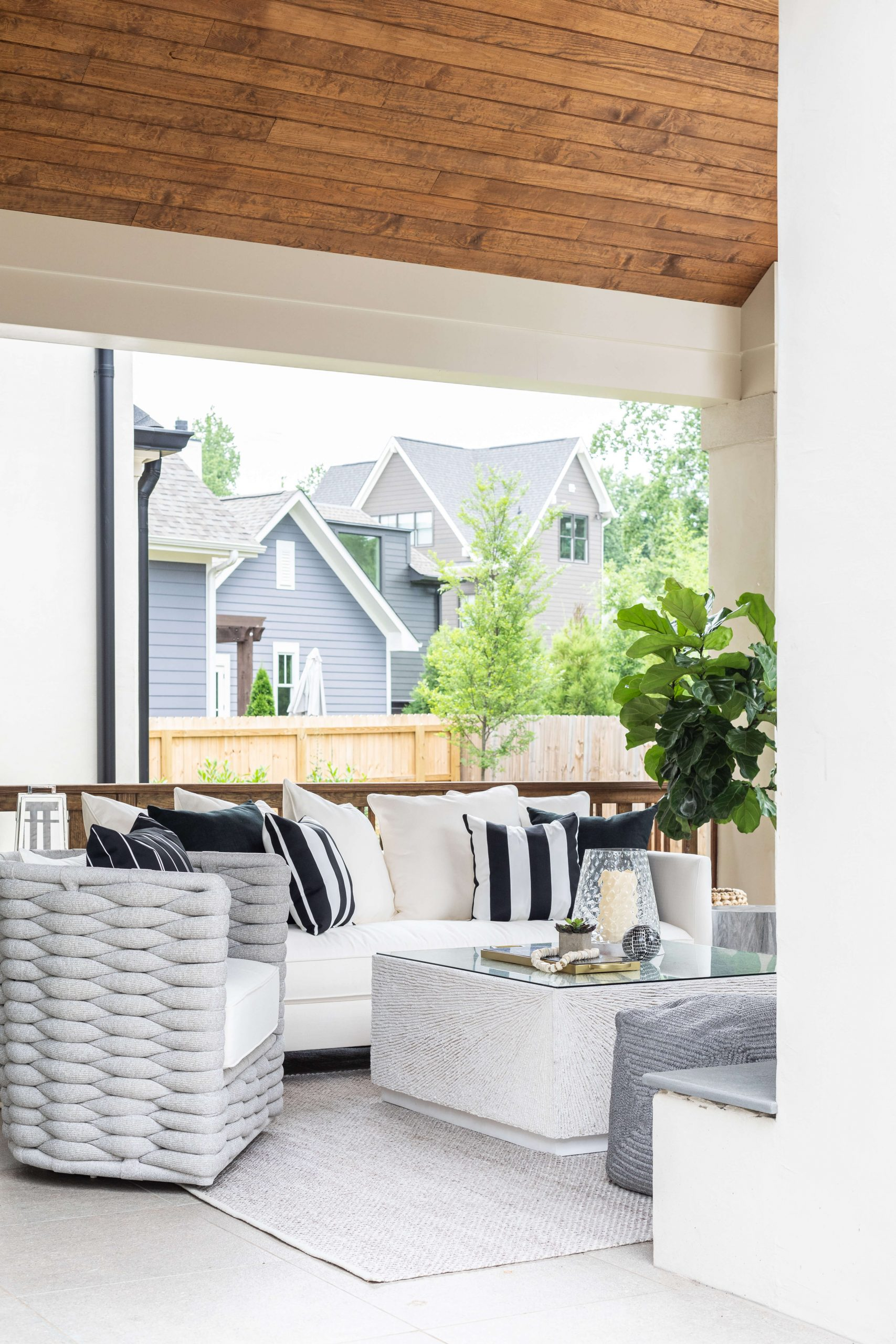 Maymont Porch Design